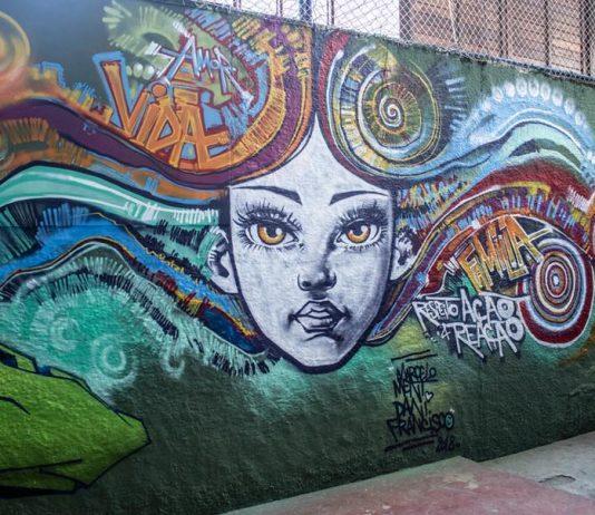 Macaé recebe encontro internacional de grafite a partir do dia 26